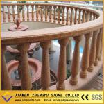 Natural Stone Handrails For Outdoor Steps