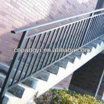 Outdoor steps handrails /stair aluminum balustrade