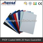 Outdoor using aluminium composite panel price