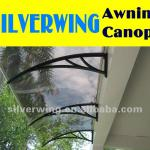 pc canopy for roller door