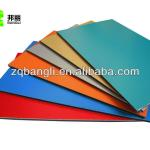 PE or PVDF coated acp,acm sheet,acp aluminum composite panel