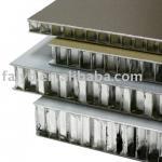 PVDF coated aluminum honeycomb sandwich panel