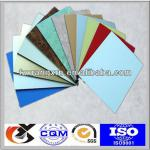 PVDF&PE aluminum plastic panel for the curtain wall decoration