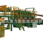 sandwich panel machine pu line