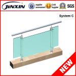 Stainless Steel Balcony Railing Design