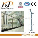 Stainless Steel Balustrade for Shopping Mall