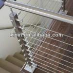 stainless steel handrail/baustrade/cable for porch