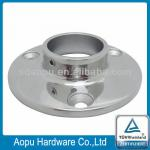 stainless steel handrail fence base plate