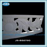 Stone Carved Outdoor Decorative Balustrades With Beautiful Sculpture