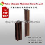 Wooden Transfer Aluminium Profile