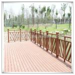 WPC decking handrail,railing