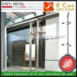 XY-(12)BC008 Stainless steel glass railing