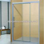 Square screen aluminium alloy system Model Shower Screen (MS002)-MS002