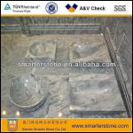 Bathroom Sink,Stone Basin,Stone Sink-Round