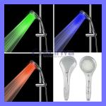 Temperature Controlled Color Changing LED Shower-SL-801