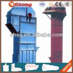 Gold Bucket Elevator for lifting kinds ore vertically-different