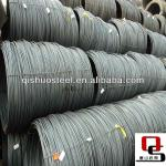 Q235 hot rolled ms wire rod-6.5mm wire rod