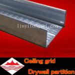 Galvanized steel channel for ceilings &drywall profiles-CD