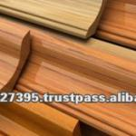 Various Sizes and Specs Pine Wood Decorative Moulding-Moulding